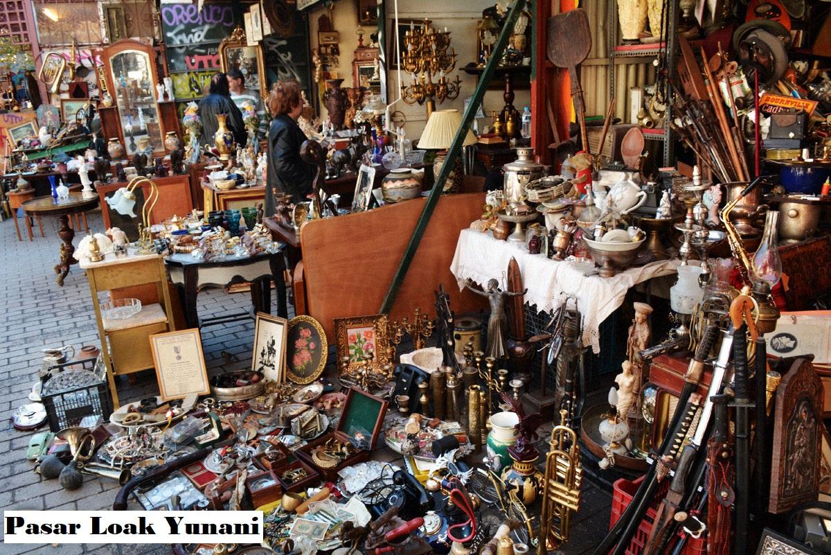Pasar Loak Yunani