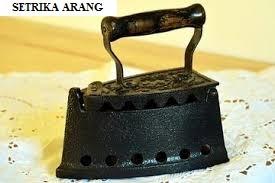 Setrika Arang
