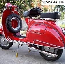 Vespa Jadul