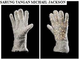 Sarung Tangan Michael Jackson